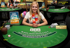 888 Casino The Best Place For Real Money Blackjack